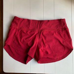 Lu Lu Lemon Run Times 2 Shorts